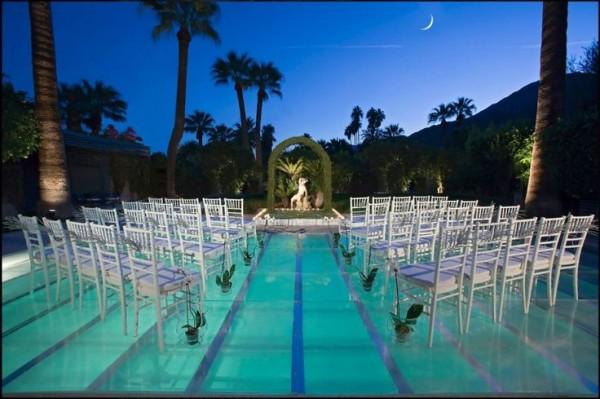 Pool Wedding Decoration Ideas: Pretty Pools For Your Wedding