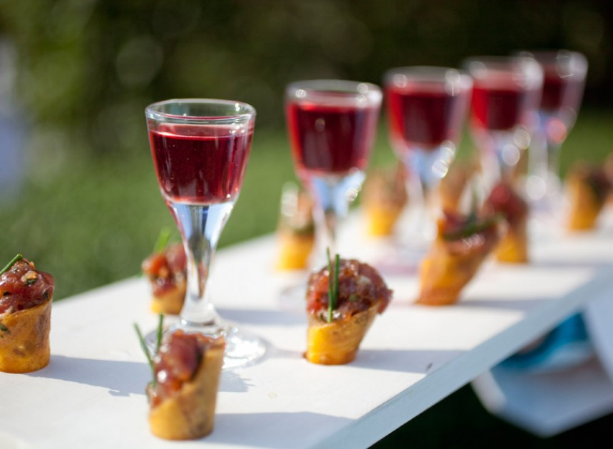 Foodie coveted canap s weddings by malissa barbados for Canape ideas for weddings
