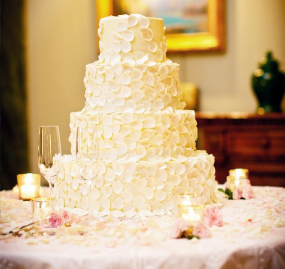 The Perfect Wedding Cake | Weddings by Malissa | Barbados Weddings