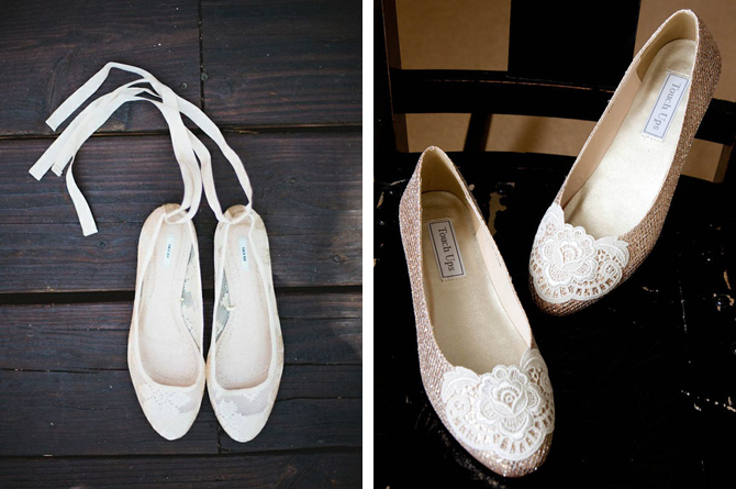 Lace Wedding Shoes | Weddings by Malissa | Barbados Weddings