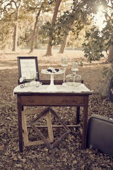 Vintage Wedding Trend