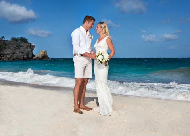 Foul Bay Barbados Weddings By Malissa